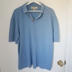 Tommy Bahama polo blue size L